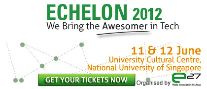 Echelon 2012 in Singapore