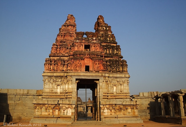 Vitthala Temple Entrance