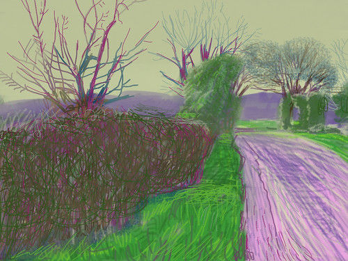Road to Bayford, Oxfordshire