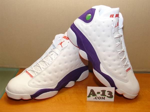 best website 09b55 dea20 Quentin Richardson 13 White Purple | The Jordan List | Flickr