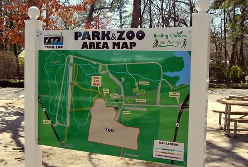 Zoo - map