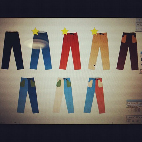 Which color do you like for climbing pants?