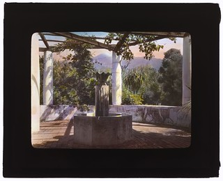 """El Fureidis,"" James Waldron Gillespie house, Parra Grande Lane, Montecito, California. (LOC)"