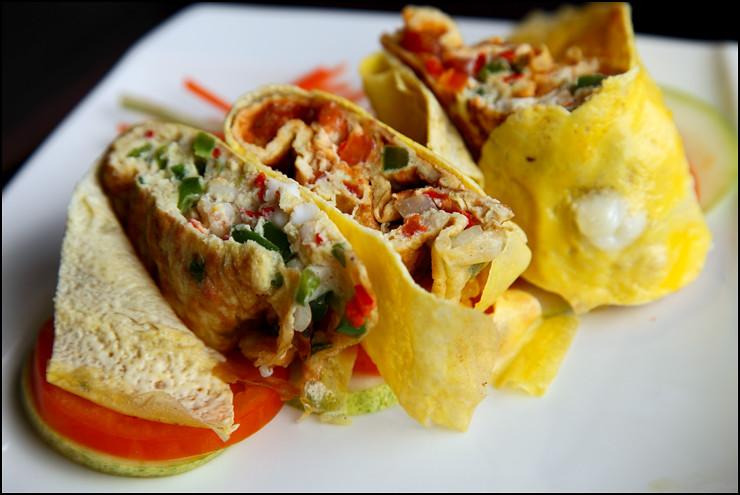 omelette-rolls