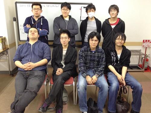 GPT Yokohama - Chiba 2nd : Top 8