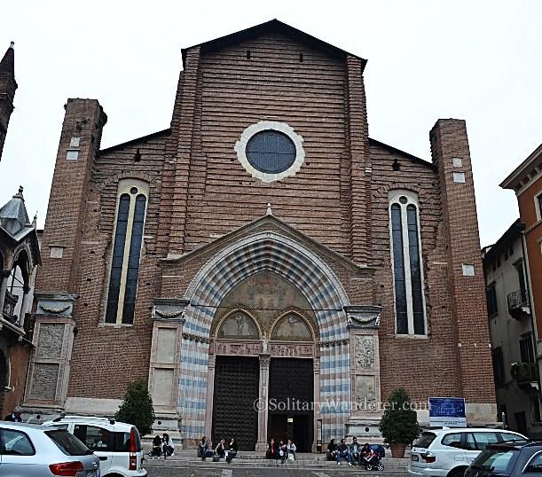 Chiesa di Sant'Anastasia, Verona