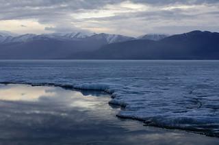Kluane ice