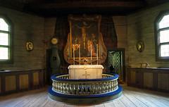 Skansen 2012 - Seglora church