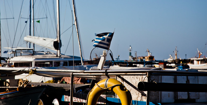 Greek Ship [EOS 5DMK2 | EF 24-105L@105mm | 1/11600s | f/6.3 | ISO200]