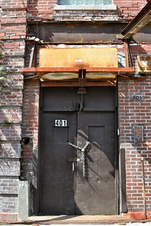 Industrial Door #3
