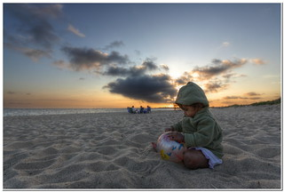 Beach Baby ! | by Hari_Menon