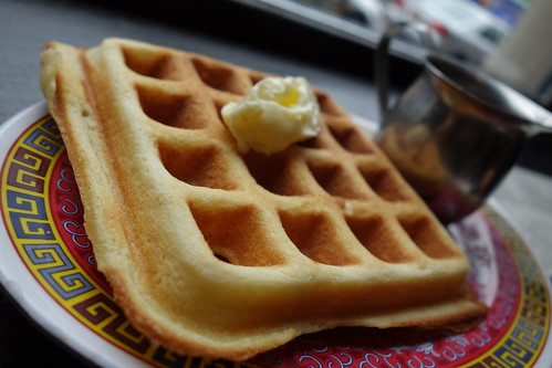 Waffle | Talde | 7th Ave | Park Slope | Brooklyn