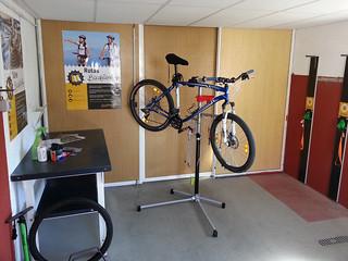 Los establecimientos Bikefriendly ofrecen diversos servicios al cicloturista.