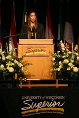 2013 UW-Superior Commencement