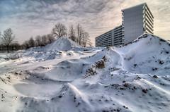 2013 01 22 Bijlmer in de Sneeuw