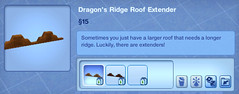 Dragon's Ridge Roof Extender
