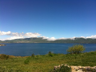 Lake Sevan , Armenia