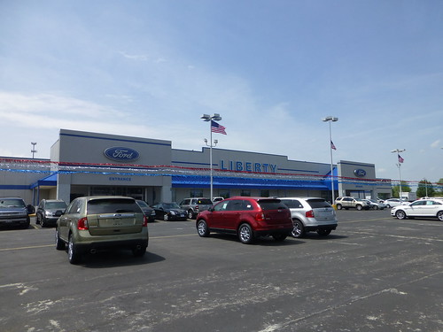 Liberty Ford in Maple Heights, Ohio