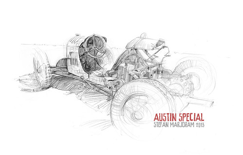 austin special by Stefan Marjoram