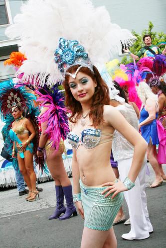 Carnaval Woman