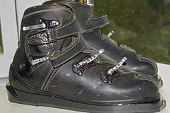Velký příběh lyžařského byznysu III. - Vázání a boty