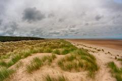 Holkham Beach HDR