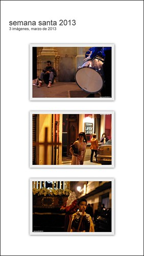 "Premio al reportaje local XVI CONCURSO NACIONAL DE FOTOGRAFIA SEMANA SANTA 2013 ""CIUTAT DE SUECA"" by ADRIANGV2009"