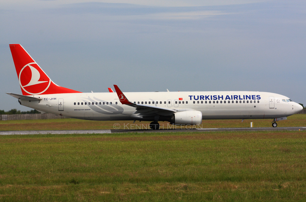 TC-JYH - B739 - Turkish Airlines
