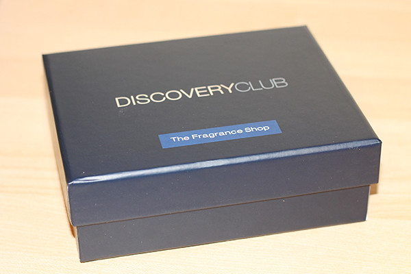 The Discovery Club Perfume Beauty Box
