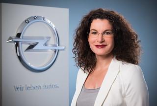 Tina Müller, Chief Marketing Officer im Opel-Vorstand