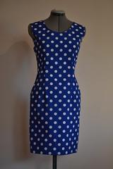 OFlamenca dress, bodice