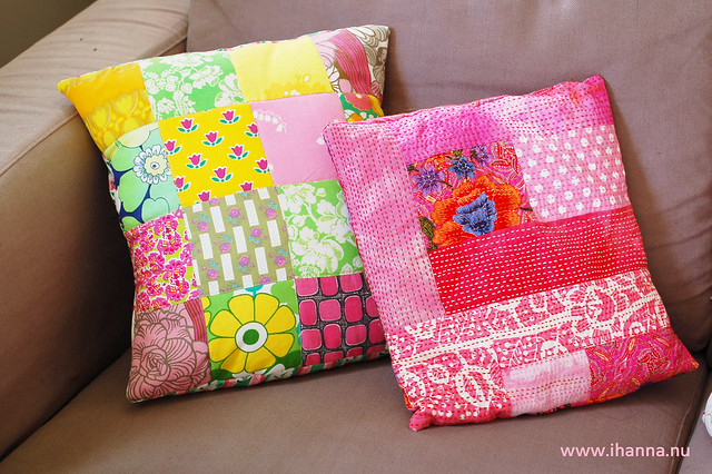Patchwork and Kantha by Hanna Andersson