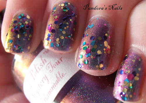 i love nail polish Babes in Toyland over enchanted polish Magical Mystery tour (4)