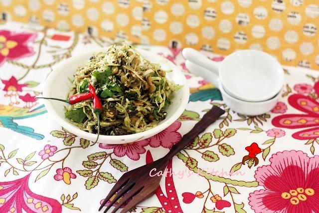 發現新世界~ 緬甸綠茶沙拉 Burmese Green Tea Leaf Salad 2