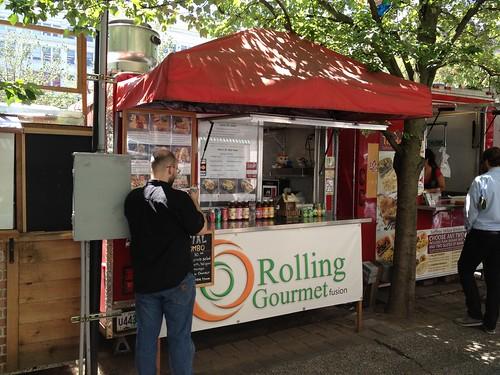 Rolling Gourmet