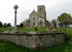 The Church of St Peter, Great Walsingham, Norfolk, England