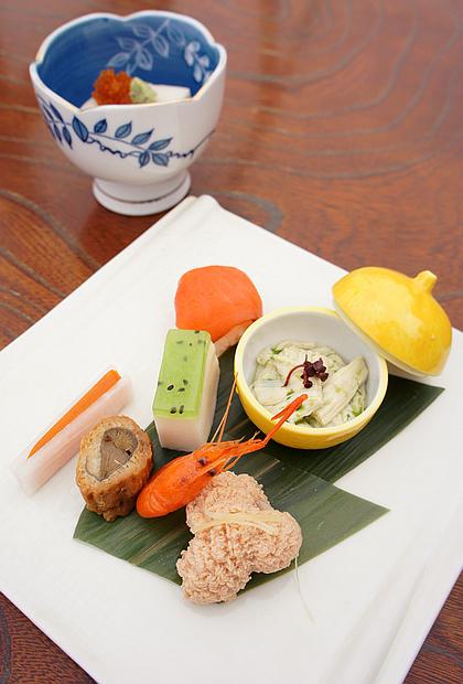 京都美食納涼床12