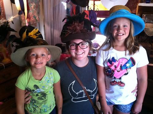 Z Crew: Jillian, Taylor and Brooke