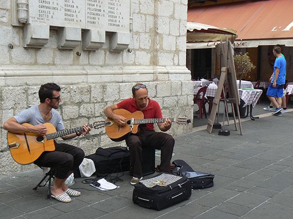 musiciens Nice