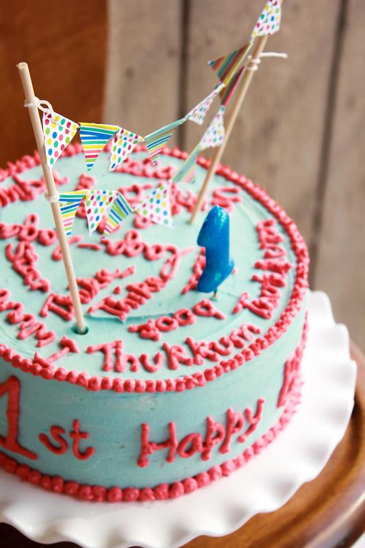 Ian's Birthday Cake