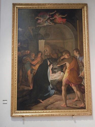 DSCN3393 _ Adorazione dei pastori, Procaccini Camillo, 1584