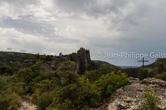 Le château du Géant à Saint Guilhem le Désert
