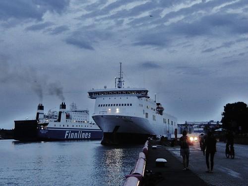 puerto de ventspils