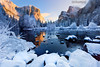 Winter Season in Yosemite National Park