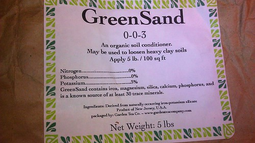 New Jersey Greensand by Gerris2