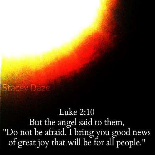 Luke 2 10