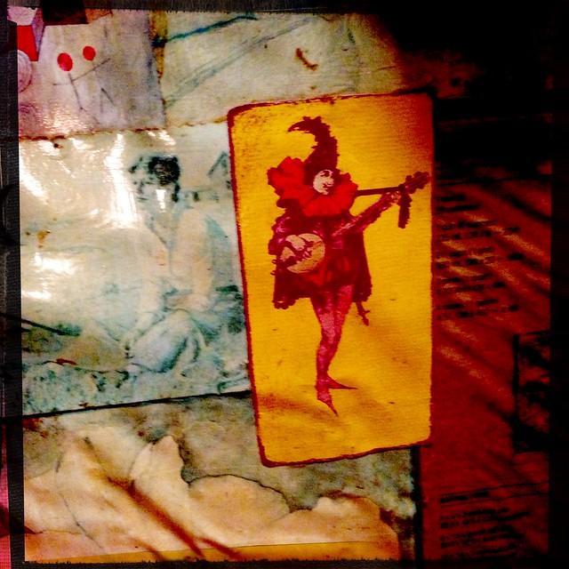 Silk Screen Via Virgil Thrasher