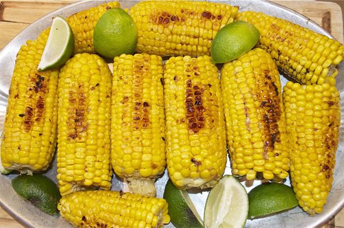 corn roasted feature