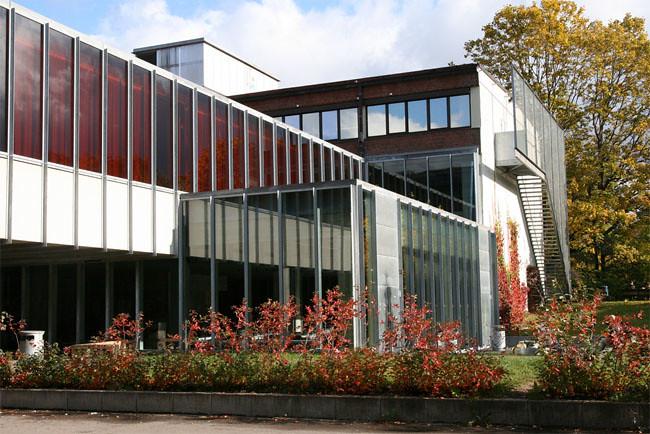 Arkitektur arkitektur school : Oslo School Of Architecture and Design AHO – Architecture Revived