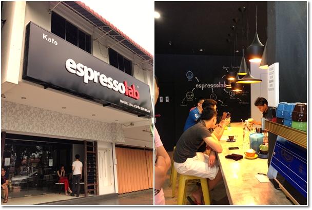 espressolab @ Ipoh Garden